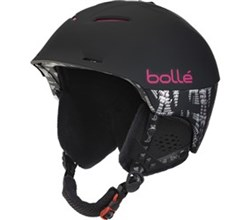 Last Call Closeouts bolle synergy soft black and pink