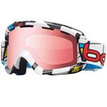 Bolle Nova Tiki Mondrian-Vermillon Gun Unisex Goggles